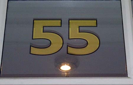 office transom numbers