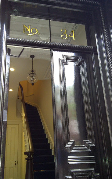 brownstone transom numbers